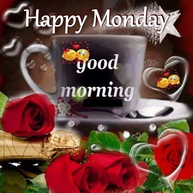Happy Monday Good Morning Quote Pictures Photos And