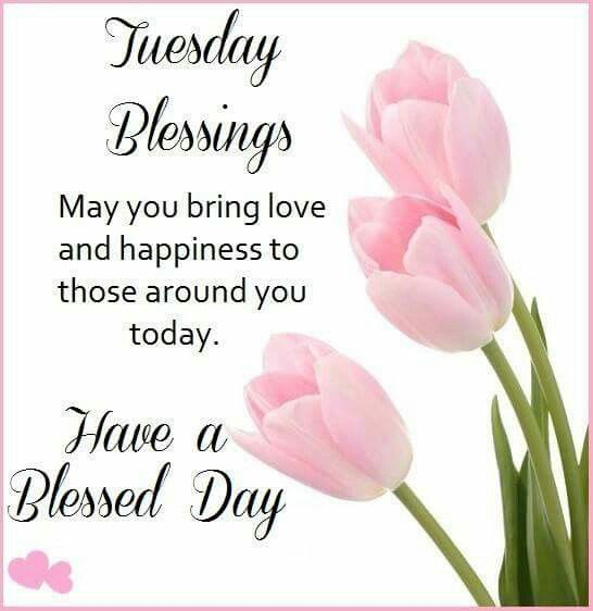 Tuesday Blessings Pictures Photos And Images For