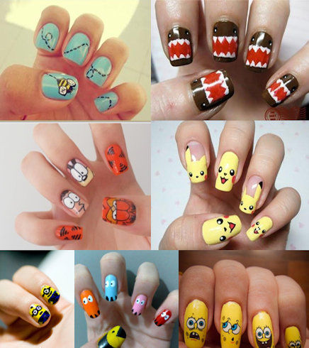 Creative Nail Art Ideas Pictures Photos And Images For Facebook
