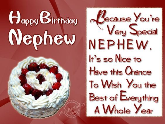 Happy Birthday Nephew Pictures, Photos, And Images For