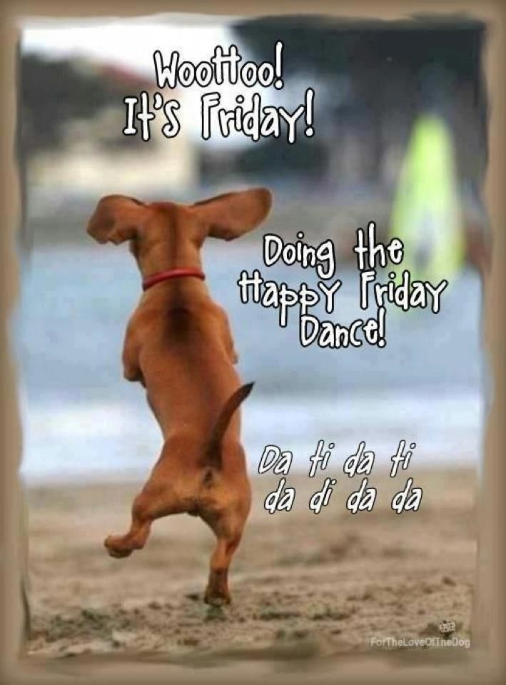 Woo Hoo Doing The Friday Happy Dance Pictures Photos And