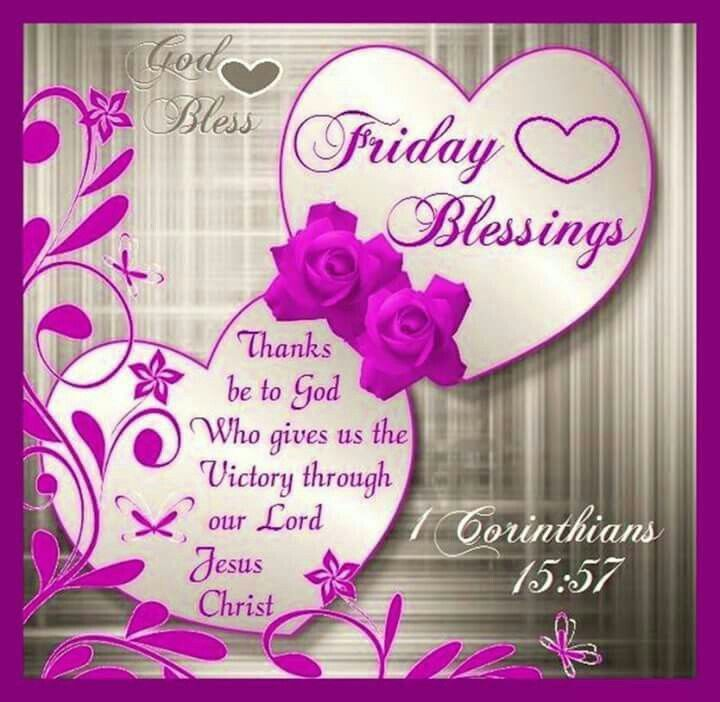 Friday Blessings Pictures, Photos, and Images for Facebook ...