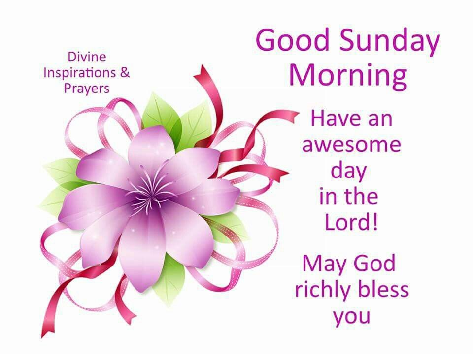 Good Morning Sunday Morning : Good sunday morning pictures photos and images for