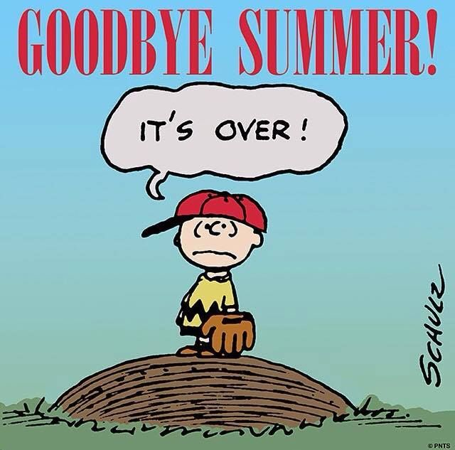 Goodbye Summer It S Over Pictures Photos And Images