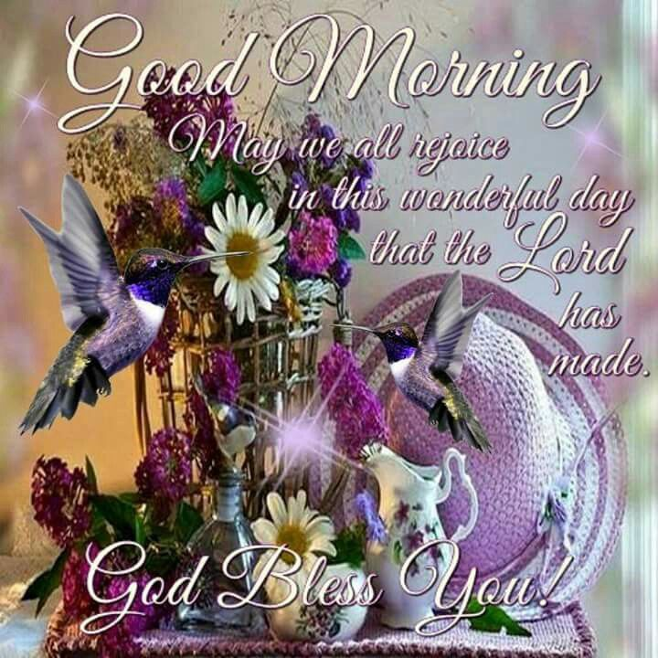 Good Morning God Bless You : Good morning god bless you pictures photos and images
