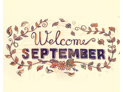 Welcome September Pictures, Photos, and Images for ...