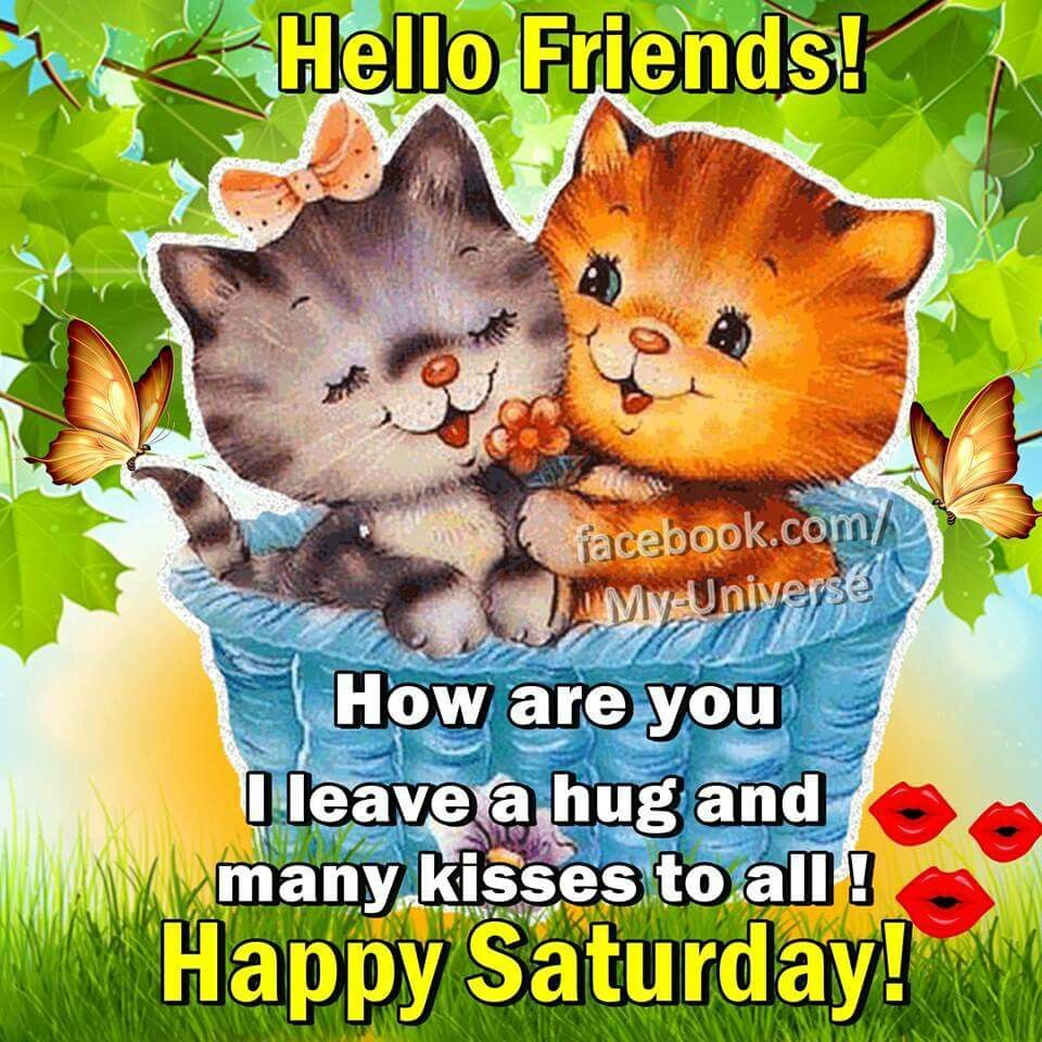 hello friends happy saturday pictures photos and