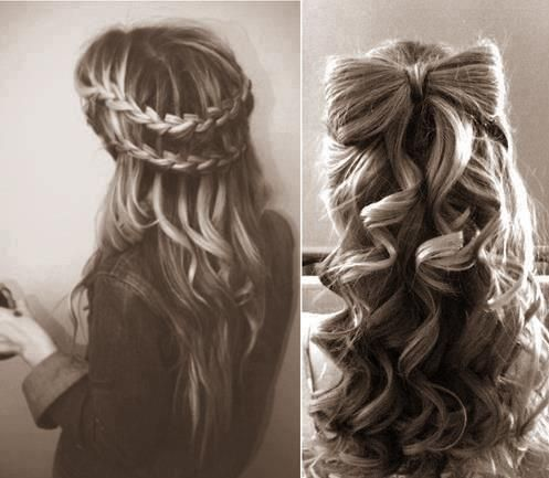 Tremendous Braid Wrap And Bow Hair Pictures Photos And Images For Facebook Hairstyles For Women Draintrainus
