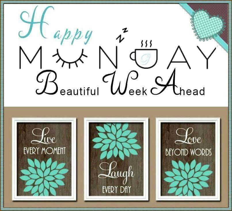 Happy Monday, Beautiful Week Ahead Pictures, Photos, and Images for Facebook, Tumblr, Pinterest, and Twitter