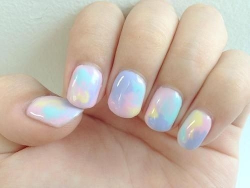 Cute pastel nail art - Cute Pastel Nail Art Pictures, Photos, And Images For Facebook
