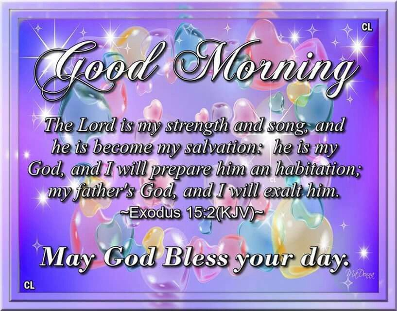 Good Morning God Bless Your Day : Good morning may god bless your day pictures photos and
