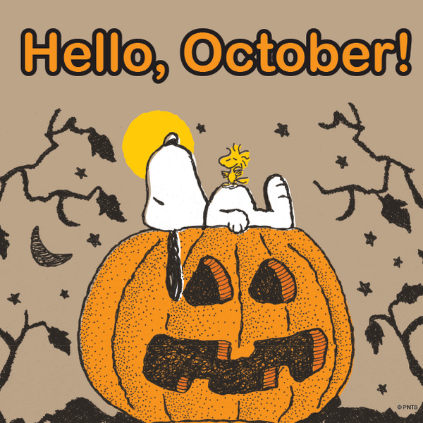 Hello, October! Pictures, Photos, And Images For Facebook, Tumblr, Pinterest