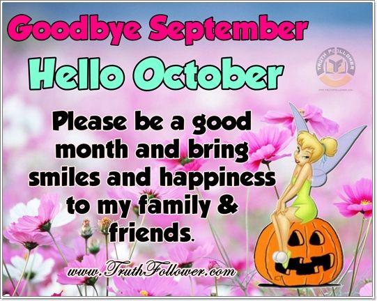 Goodbye September, Hel...