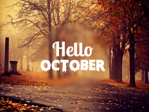 Hello October Pictures, Photos, And Images For Facebook, Tumblr, Pinterest,  A