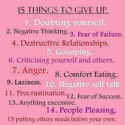 15 dinge
