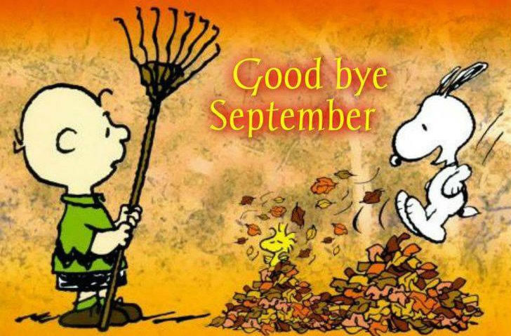 Goodbye September Pictures, Photos, and Images for Facebook, Tumblr, Pinteres...