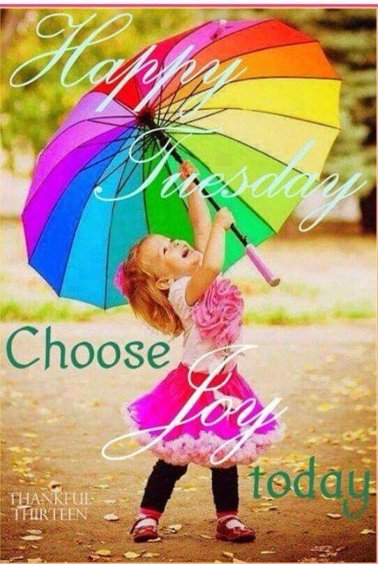 Happy Tuesday, Choose Joy Today Pictures, Photos, and