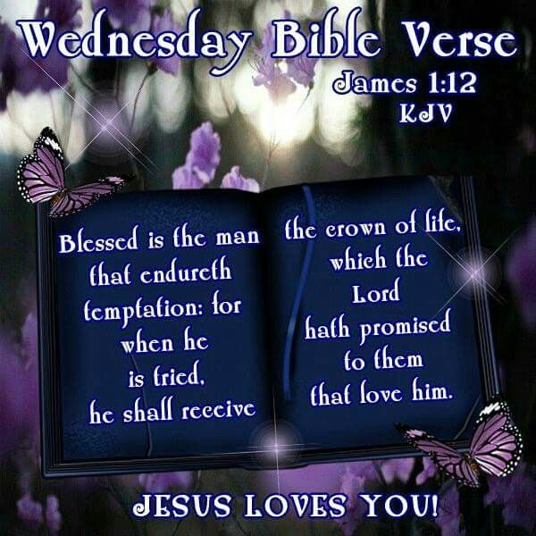 Wednesday Bible Verse Pictures, Photos, and Images for