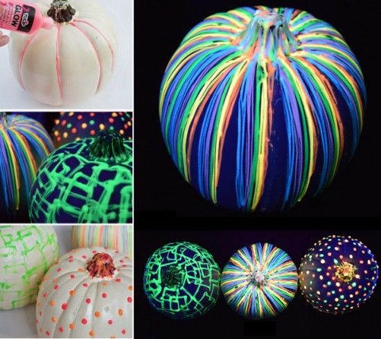 Glow In The Dark Pumpkins Pictures Photos And Images For