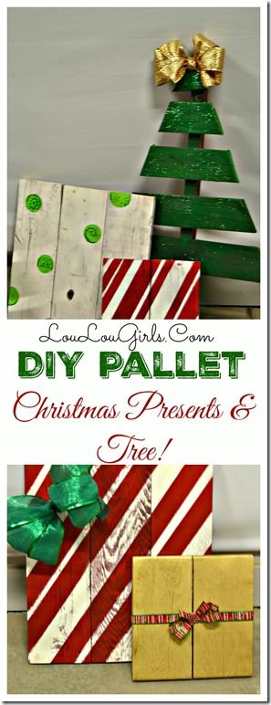 DIY Pallet Christmas Tree Pictures, Photos, and Images for ...