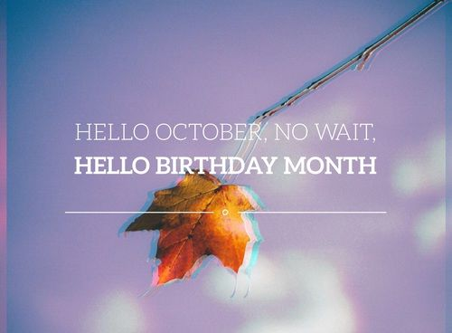 Funny Sports Quotes And Sayings Hello October, No Wait...