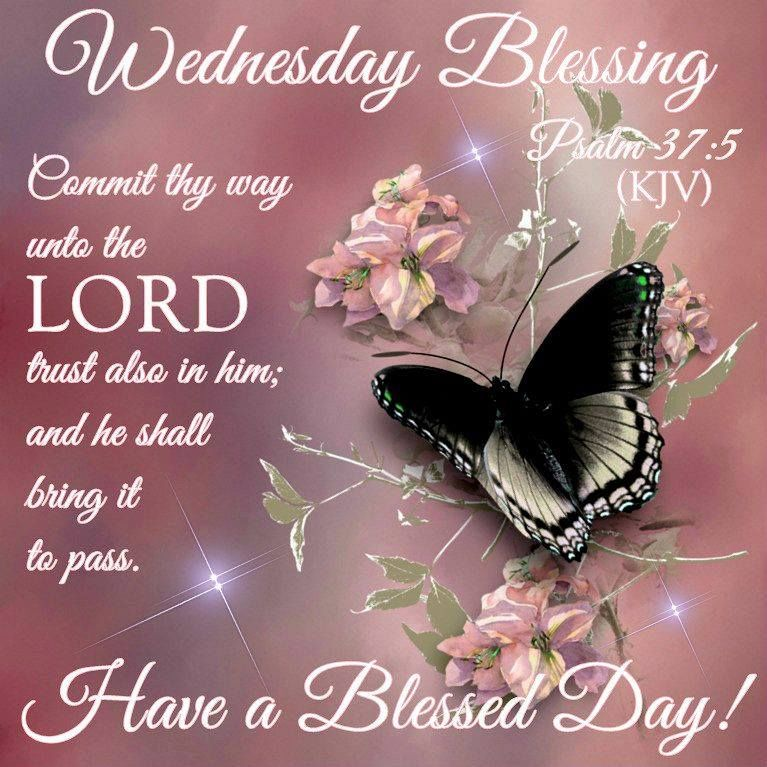 Blessed Day Quotes From The Bible: Wednesday Blessing Pictures, Photos, And Images For