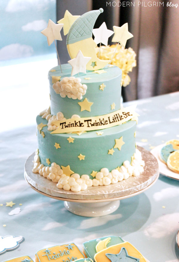 Twinkle Twinkle Little Star Cake Pictures Photos And