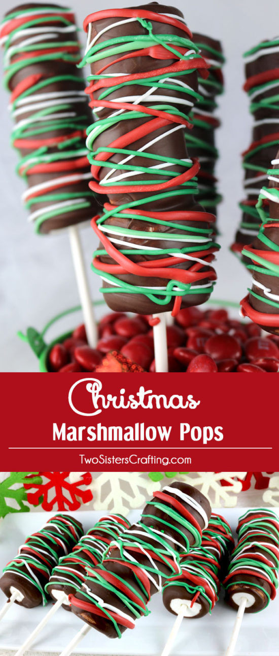 christmas marshmallow pops pictures photos and images