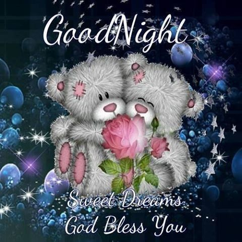 Goodnight sweet dreams images