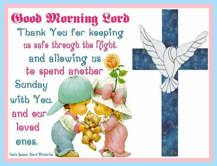 Good Morning Sunday Lord : Good morning sunday lord pictures photos and images for