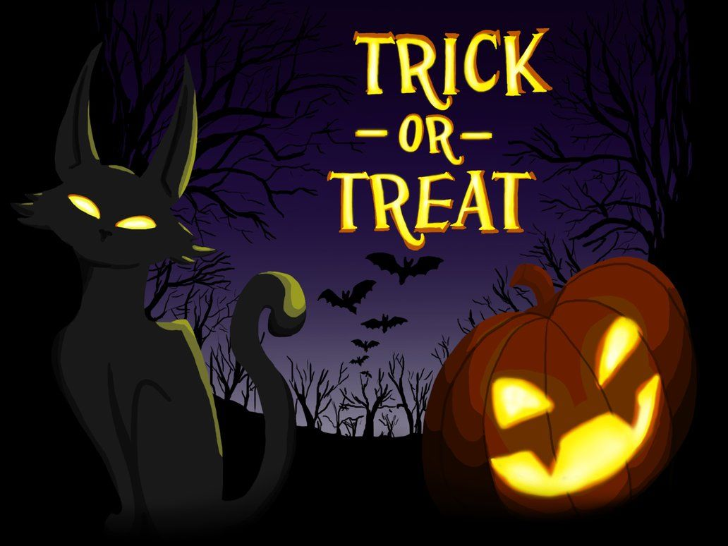 trick or treat - photo #9