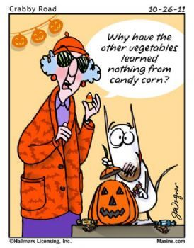 Why Have The Other Vegetables Learned Nothing From Candy ...