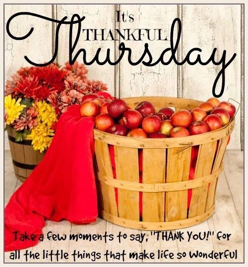 It S Thankful Thursday Say Thank You Pictures Photos And