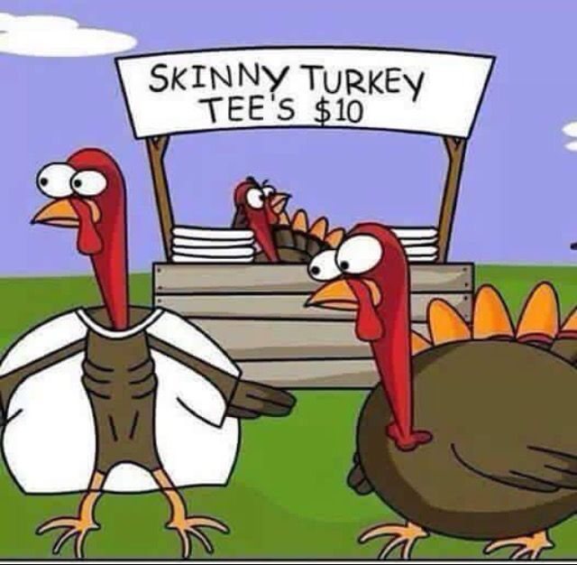 Skinny Turkey Pictures, Photos, and Images for Facebook ...