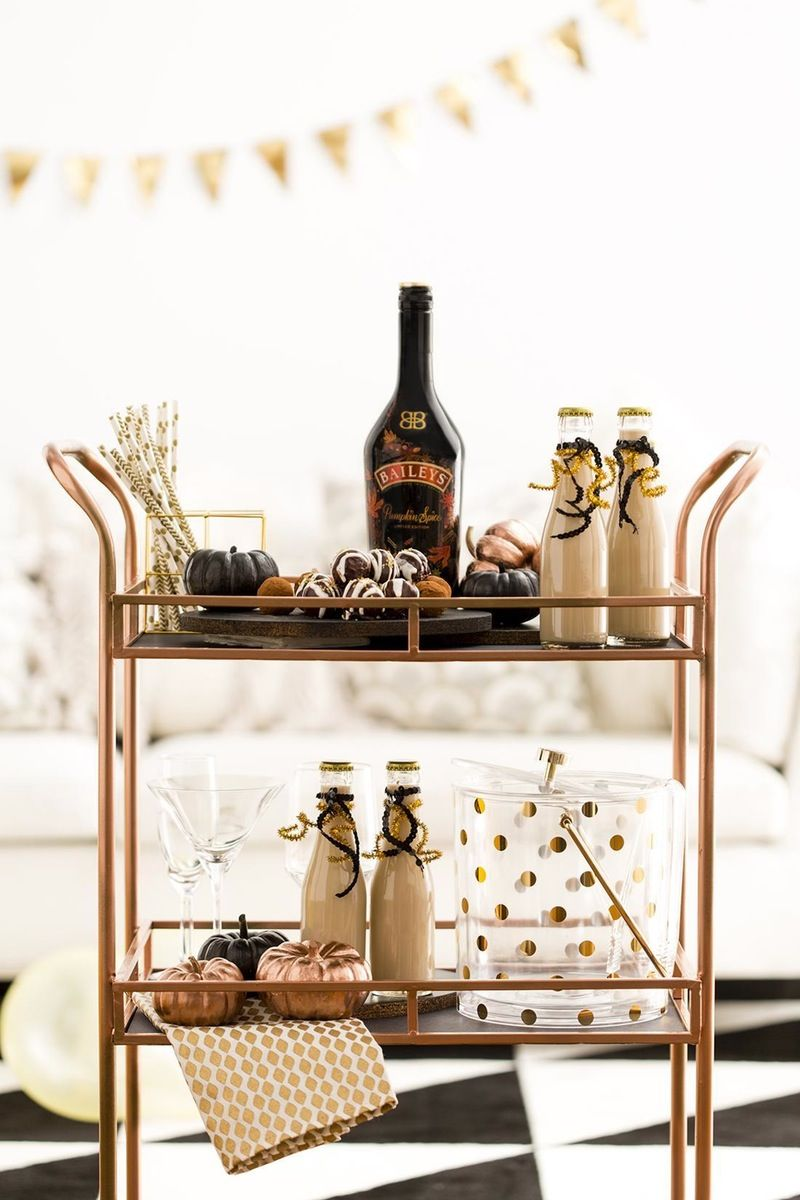 gold bar cart diy gold bar cart pictures photos and images for 31166