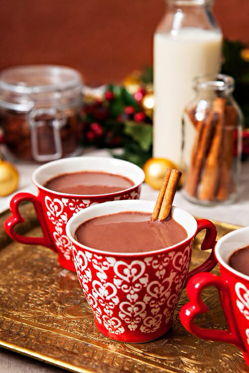 Festive Hot Cocoa Pictures, Photos, and Images for ...
