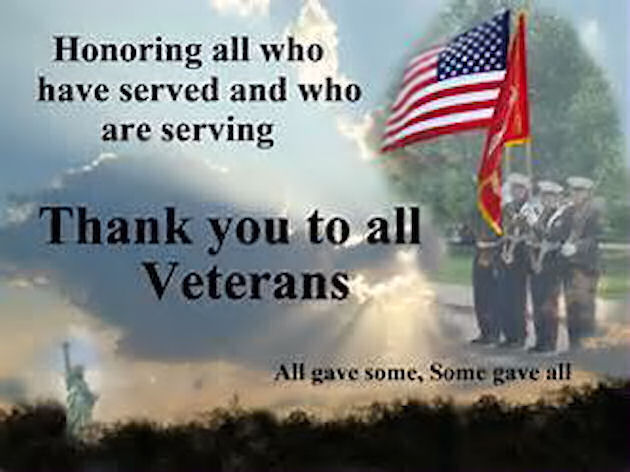 2019 year lifestyle- Quotes Veterans thanks pictures