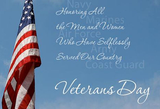 Honoring All Veterans On Veterans Day Pictures Photos