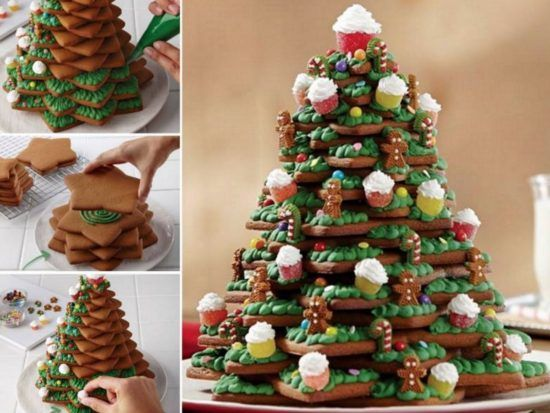 3d Christmas Tree Cookies Pictures Photos And Images For