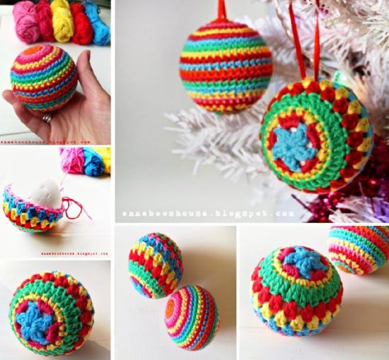 Free Crochet Pattern For Christmas Pickle : Crochet Ornaments Pictures, Photos, and Images for ...