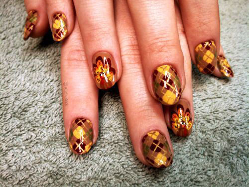 Best Turkey Nail Art Designs Pictures Photos And Images For