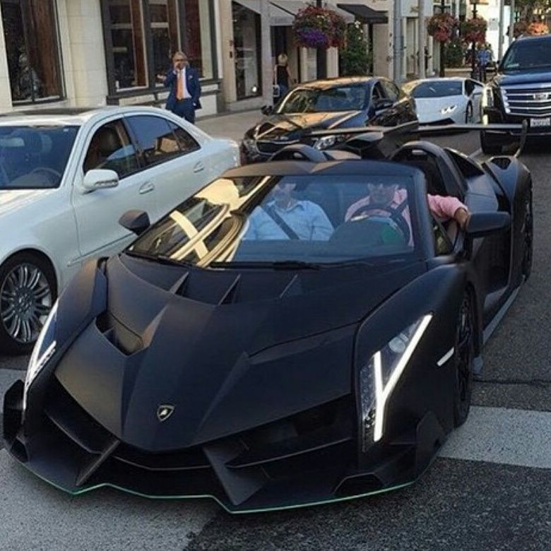 Lamborghini Veneno Roadster Pictures, Photos, And Images