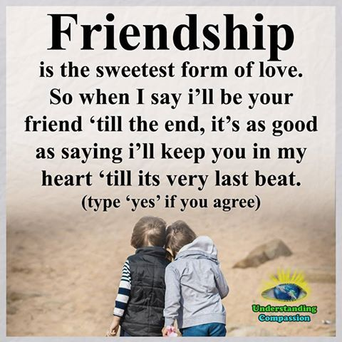 Friendship Is The Sweetest For Of Love Pictures, Photos ...