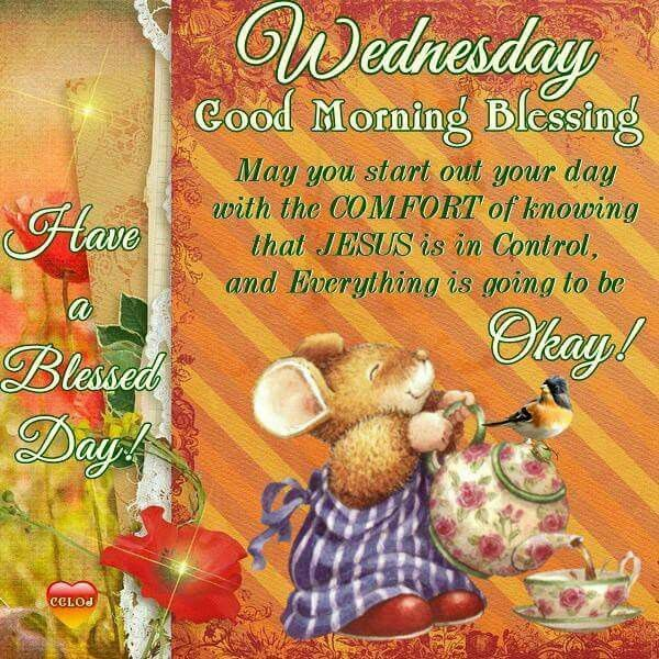 Good Morning Wednesday Blessings : Wednesday good morning blessing pictures photos and