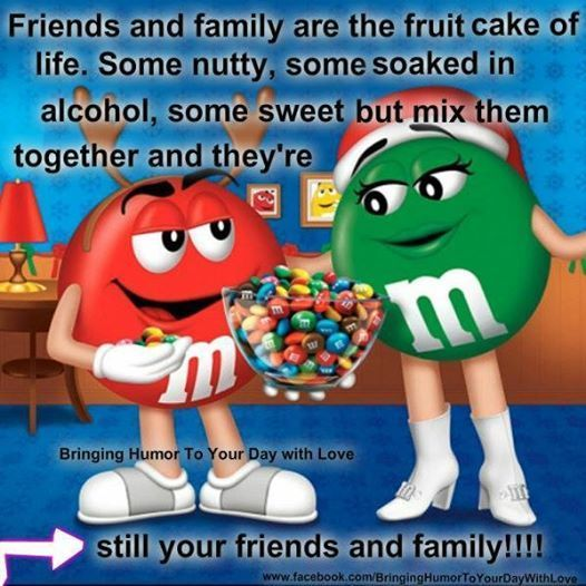 Funny Christmas Pic Quotes: Friends And Family... Pictures, Photos, And Images For