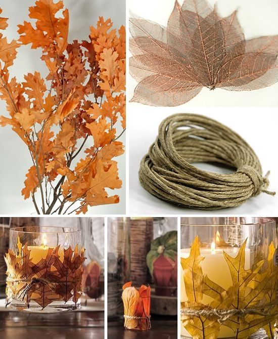 Autumn decorating pictures photos and images for for Fall diy crafts pinterest
