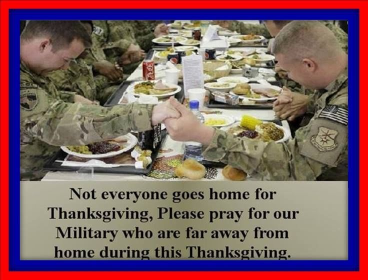 Military Away From Home Pray For Our Military ...