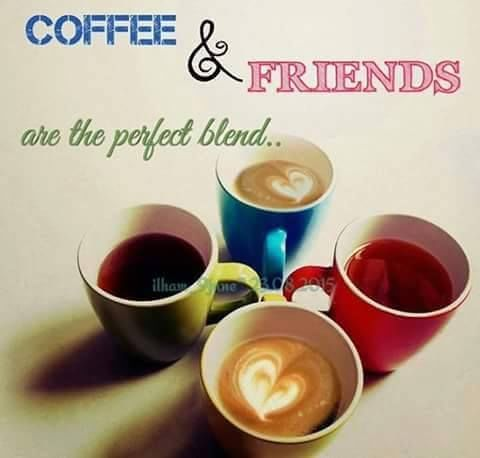 Coffee Amp Friends Are The Perfect Blend Pictures Photos