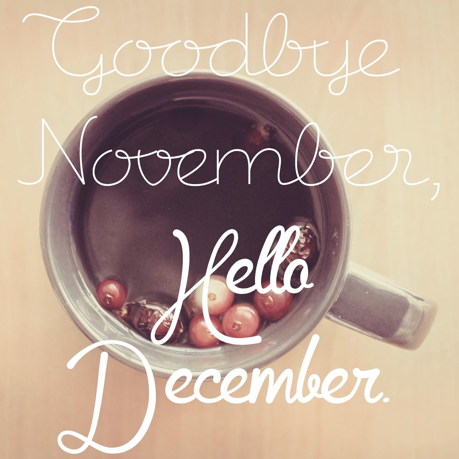 goodbye november hello december pictures photos and