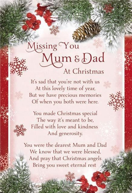 Missing Dad At Christmas.Missing You Mum Dad At Christmas Pictures Photos And